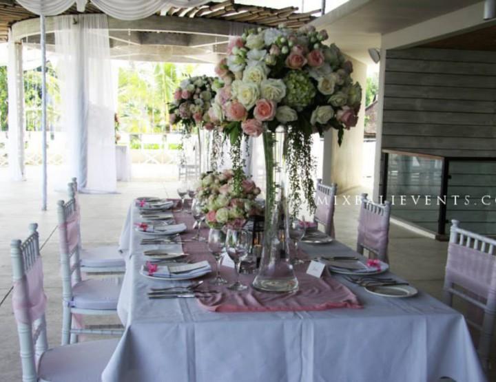 "Room/villa floral decoration ""Flower magic"""