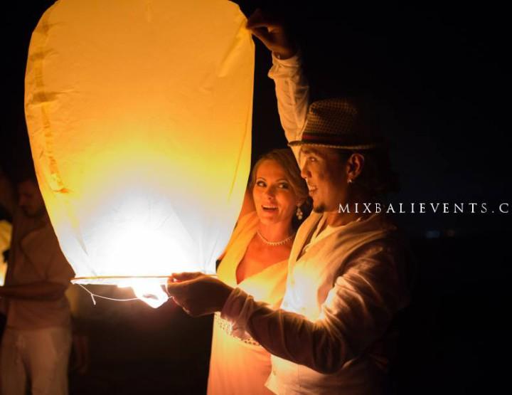Wedding ceremony in Bali - Rio Sidik and Elizabeth Rozanova. Part 1