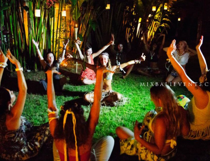 Yulia Birthday Party — African party. Private event by Mix Bali Events.