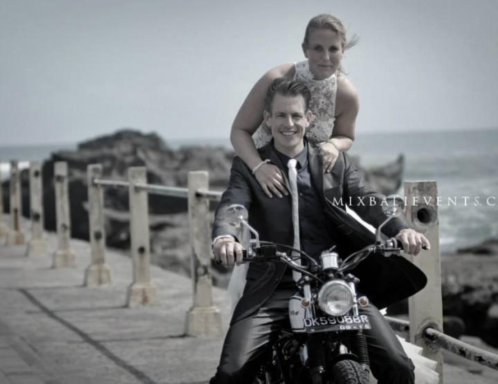 Romantic photoshoot - Giji and Merlow