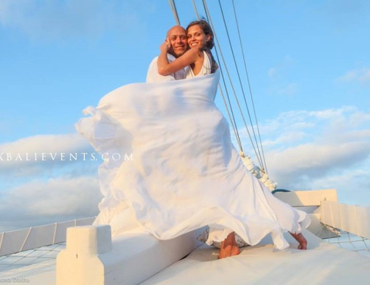 Wedding ceremony at yacht «Ocean Of Love» - from $1900