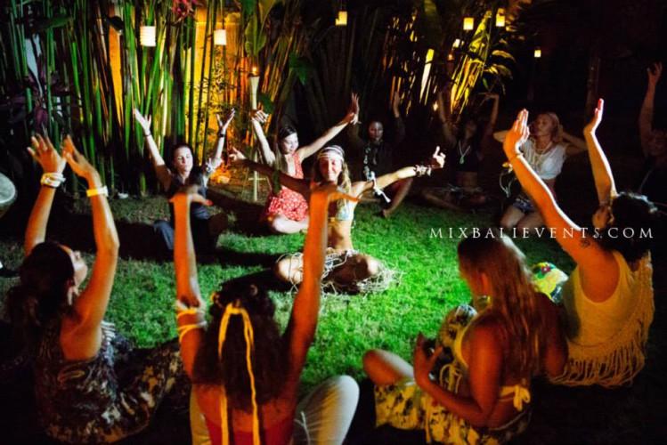 Частные мероприятия на бали, день рождение на бали